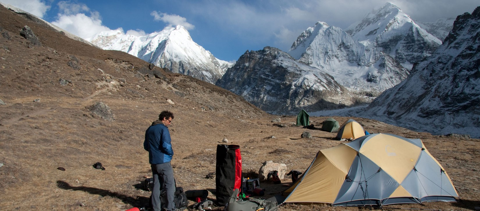 Chang Himal Expedition