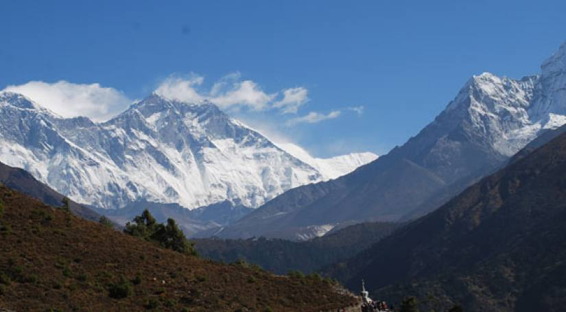 Everest Vista Trek - Luxury trip