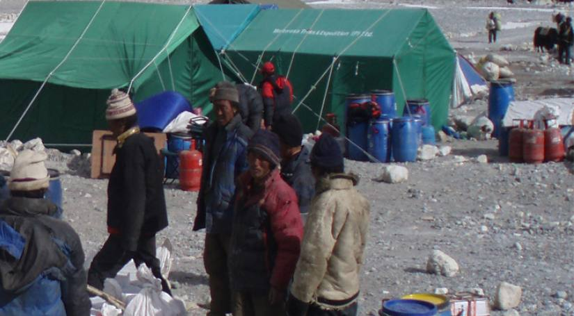 Expedition Support for Nepal Himalayas