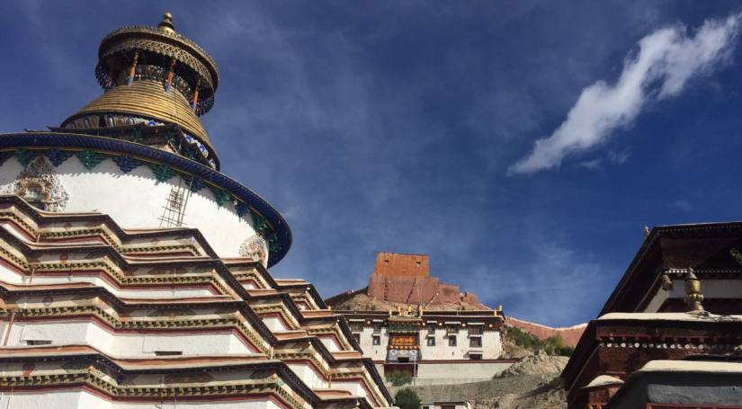 Gyantse City - Tibet