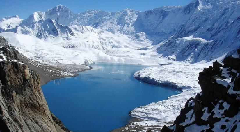 Tilicho Lake - Mesokantha Pass