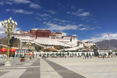 Tibet Adventure Travel