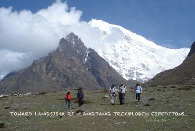 Discovering Langtang Trek