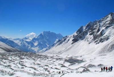 Manaslu trek - Nepal